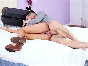 wonderful step-sister just wants to pound her stepbrother
