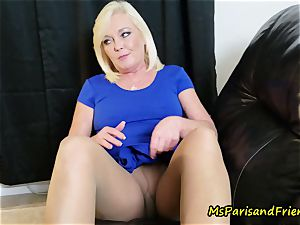 My Seducing soles with Ms Paris Rose