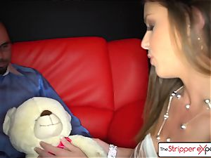 TheStripperExperience- Brooklyn is boinked by a large manmeat