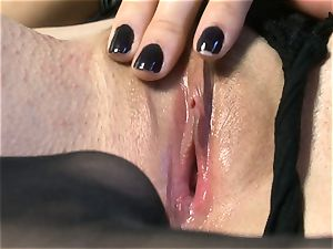 spectacular babe Sasha Grey gets her pinkish twat smashed rigid by her fucktoy till she ejaculates