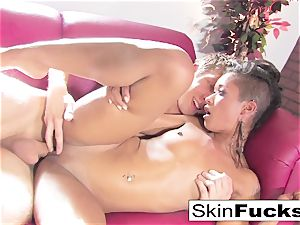 raunchy Times With Danny Wylde and cool skin Diamond