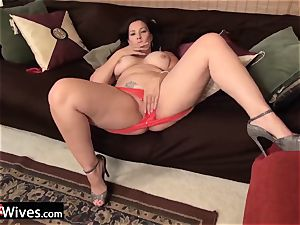 USAwives luxurious Mature women Solos Compilation