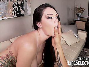 Alison Tyler point of view smash