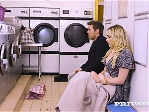 Private.com - Mia Malkova gets smashed in the laundry