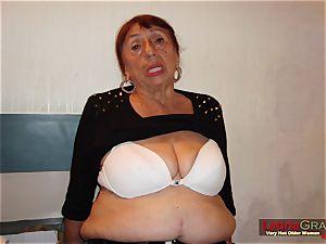 LatinaGrannY super-hot Spanish granny damsels Slideshow