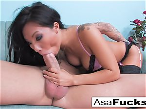 Asa Gets pounded firm
