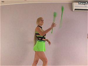 blondie performer of gymnastics