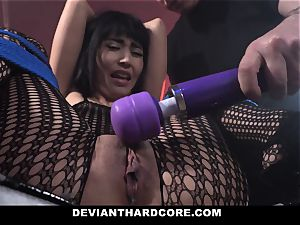DeviantHardcore ultra-kinky japanese Gets tight cunny whipping