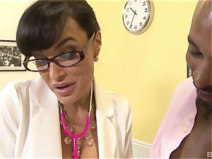 Lisa Ann luxurious cougar medic