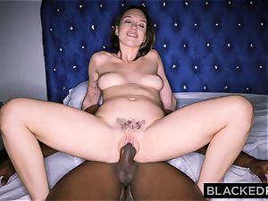 BLACKEDRAW Smoking Swinger wife attempts black boner