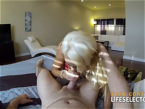 pov afternoon with huge-titted sweetie Summer Brielle