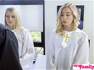 Church stunner plumbs brother Behind Dads Back! S1:E4