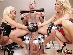 passionate Ms. Alexis Fawx dominates her fresh obedient