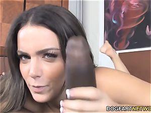 Natasha cute Wants To try multiracial porno