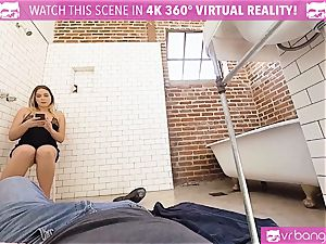 VR pornography - Blair Getting screwed rigid by the Plumber