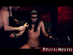damsels roped up and dominated poor lil' Latina nubile Gina Valentina is indeed not having