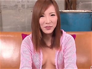 magnificent audition for pornography hardcore play along scorching Yuika Aki