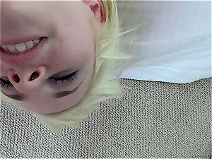 Catie Parker tongue penetrates Mia Malkova's torrid puss