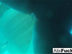 Underwater hidden camera lesbian joy